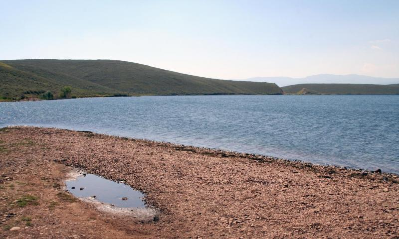 strawberry reservoir