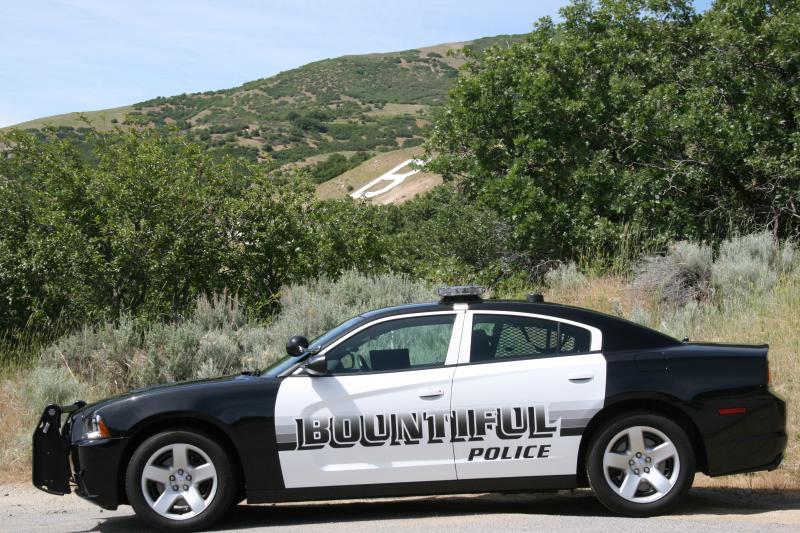 Bountiful Police Car