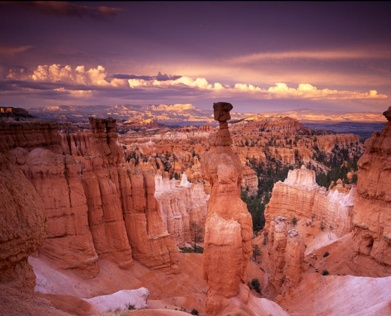 Passengers will be able to fly from Ogden to a handful of national parks, including Bryce Canyon National Park.