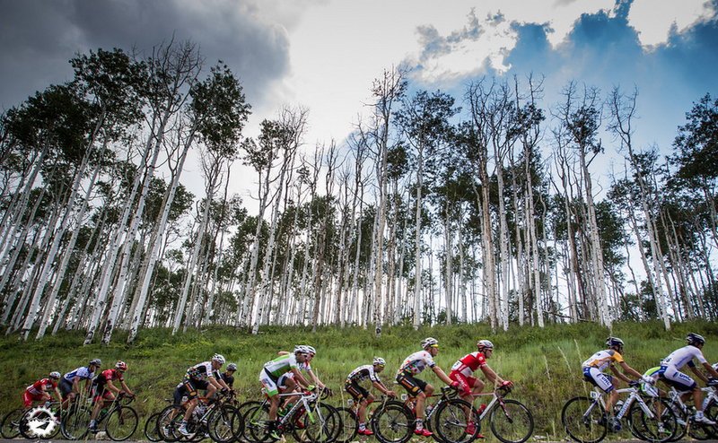 The 2015 Tour of Utah will be kicking off in Logan.