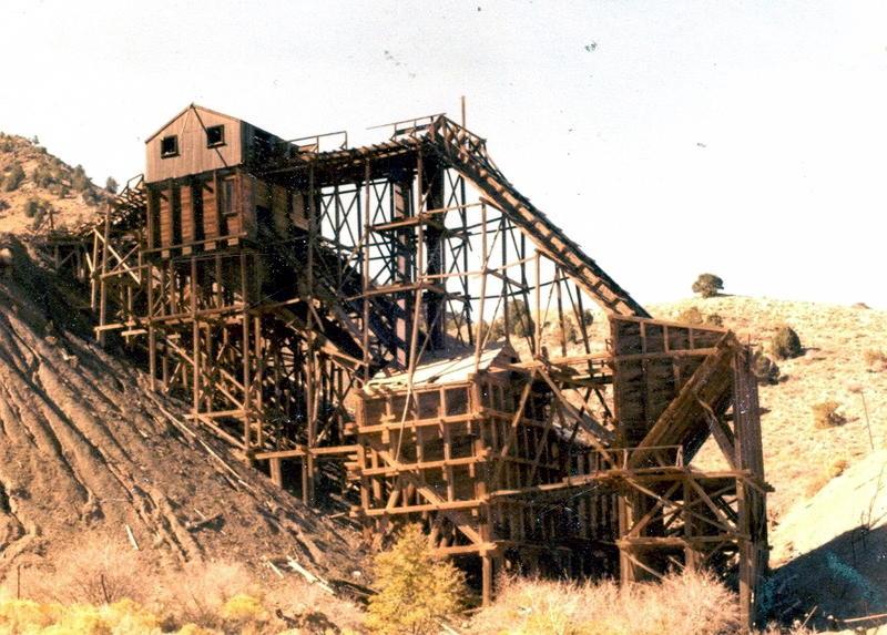 Eureka Utah mine