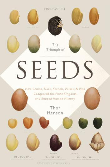 Photo of the book: The Triumph of Seeds