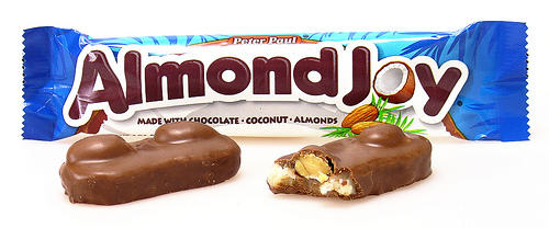 Image of Almond Joy Candy Bar