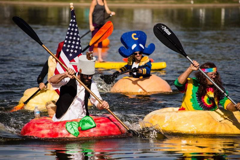 Photo of Pumpkin Regatta