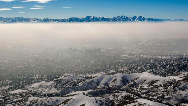 Deadlines under debate for Utah's air quality