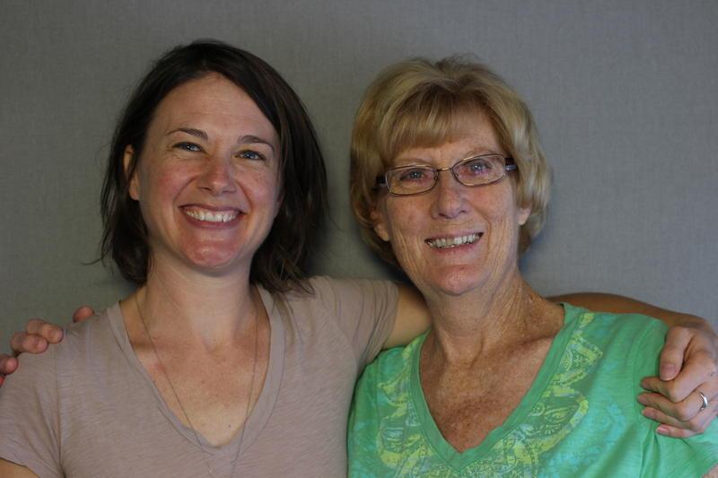Danielle Andersen and Vernie Heeney