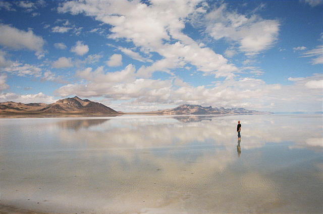 Researchers Study Damage To Multi-Use Utah Salt Flats | UPR Utah ...