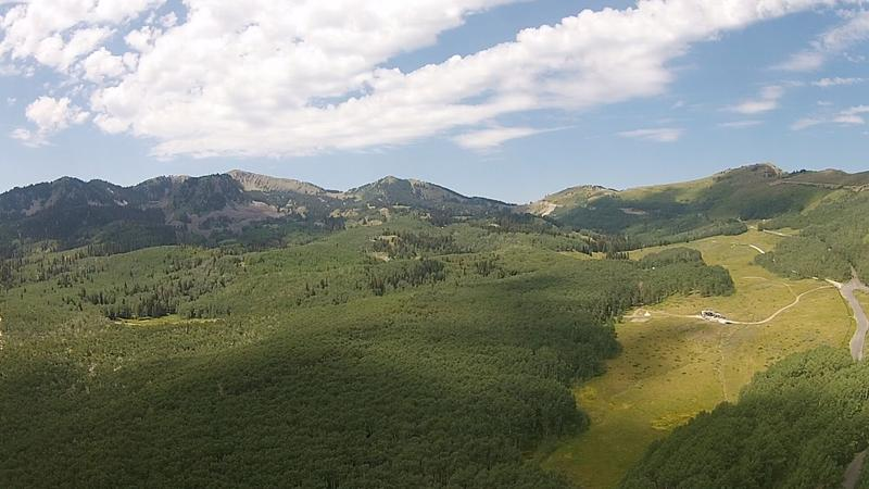 Even though Bonanza Flat is not part of Park City, government officials there are working hard to come up with money to purchase the undeveloped property.