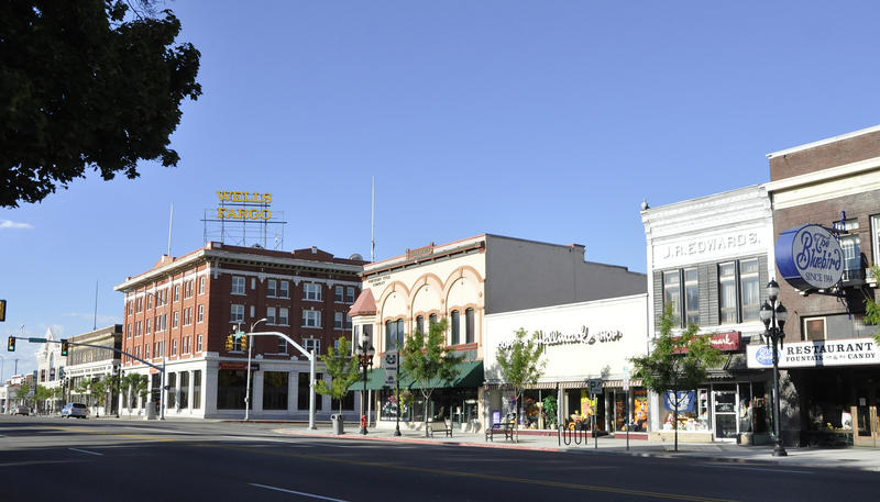 Logan Main Street; Logan city officials and other stakeholders are discussing ways to improve traffic flow on Logan's Main Street.