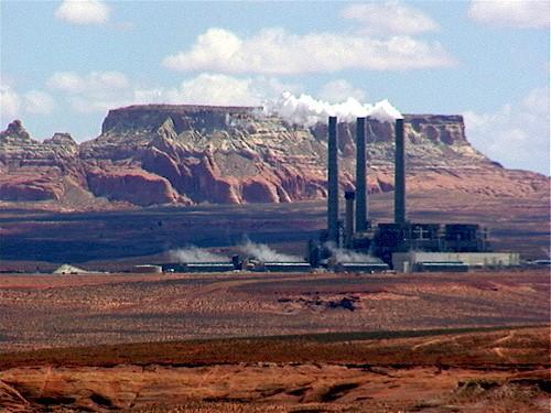 Navajo Coal Plant