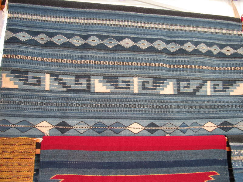 Weavings by Alejandro Mendoza