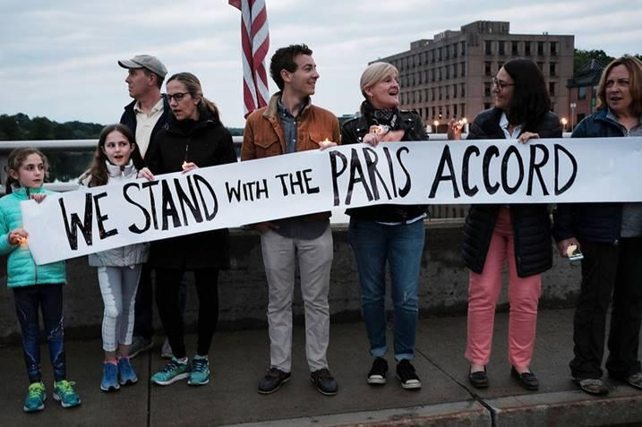 The Paris Agreement And Climate Solutions On Wednesdays Access Utah