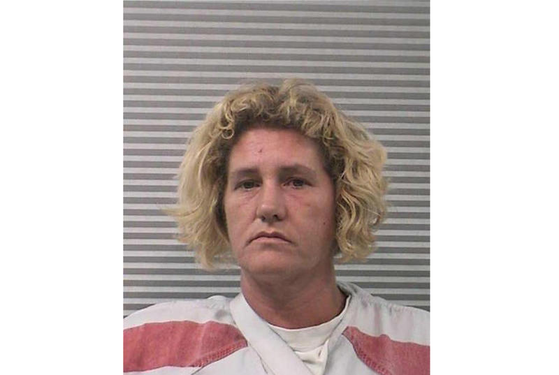 Heidi Rutchey was arrested in October of 2013.
