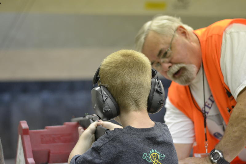 The Cache Valley Shooting Range offers safety and hunters education courses.