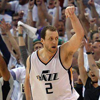 Utah Jazz Joe Ingles