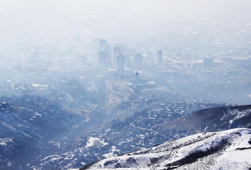 Inversion in Utah