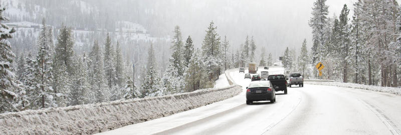 Chief Gary Jensen recommends that Utah drivers use caution while driving this holiday season.
