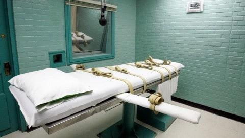 The list of crimes warranting the death penalty could grow larger.
