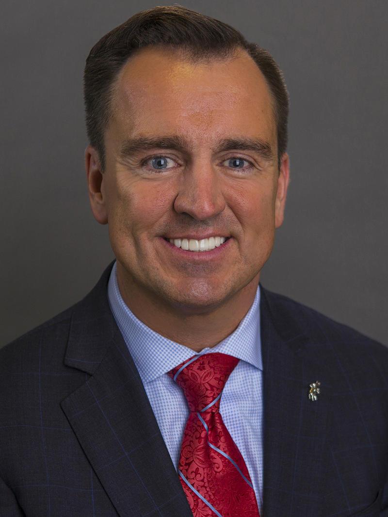 Greg Hughes, Utah House Speaker, won't seek re-election.
