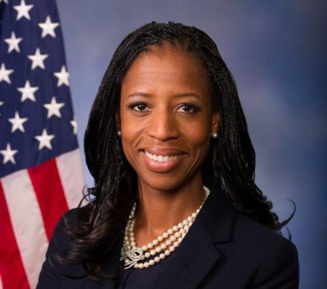 Mia Love, Republican Representative, talks immigration with Trump.