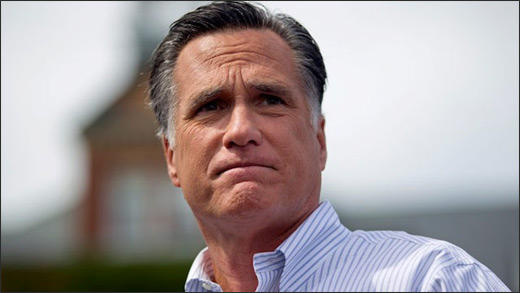 Mitt Romney, prospective candidate for Orrin Hatch's Republican Senate seat, was treated for prostate cancer.