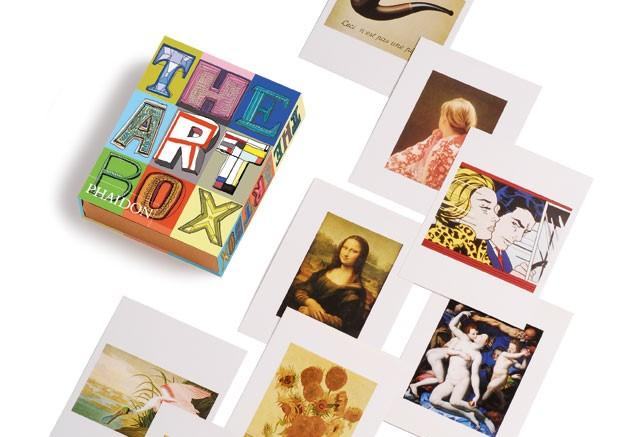 "A collection of postcards called ""The Art Box"" caused parent complaints when passed around by fifth and sixth graders in Mateo Rueda's art class."