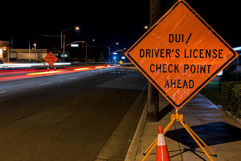 Between checkpoints and street cars, Utah Highway Patrol reports less arrests during the hoiday weekend than anticipated.