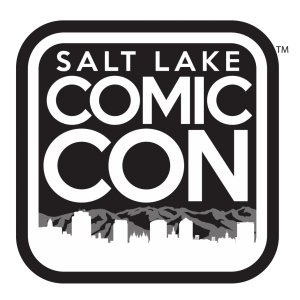 Logo for Salt Lake City's Annual Comic Con convention.