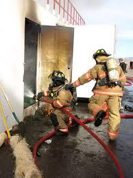 Firefighters could use technology to better understand how to fight fires.
