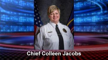 West Valley Police Chief Colleen Jacobs.