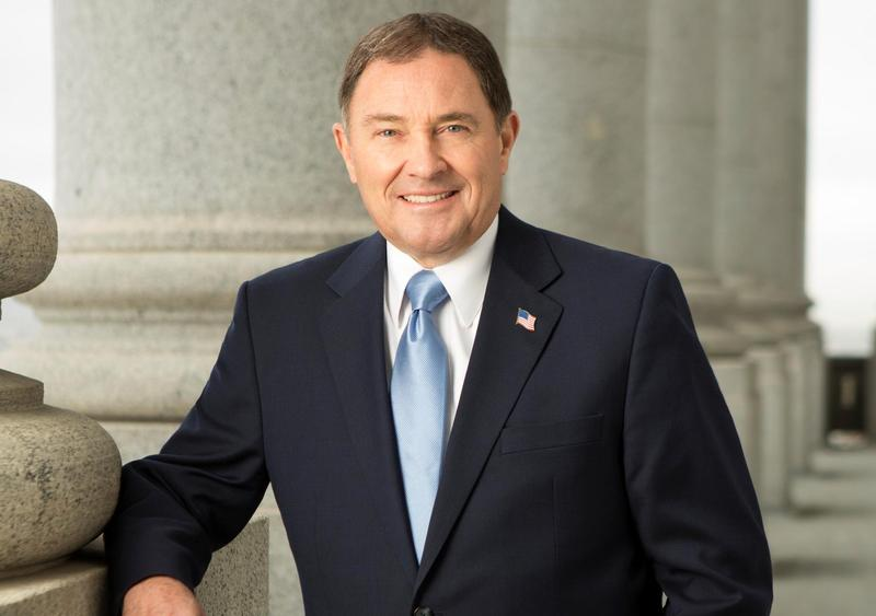Governor Gary Herbert's Wednesday press conference included a discussion of mass shootings and how to prevent them.