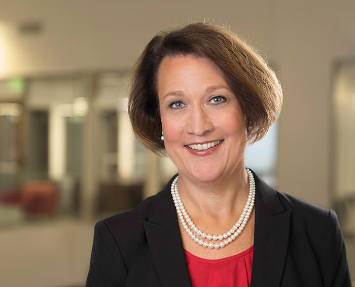 Ruth Watkins, new President of the University of Utah
