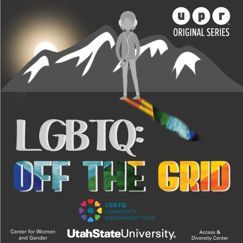 Cover art for LGBTQ: Off The Grid Program