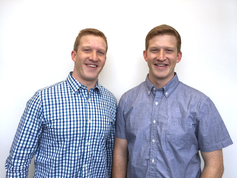 Twins Cayden and Chaseton Womack are co-directors of the Aggie Translators club at Utah State University.