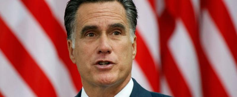 Mitt Romney focuses on Utah in Senate Campaign.