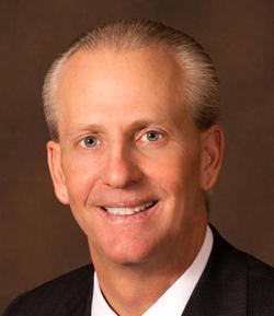 Senate President Wayne Niederhauser.