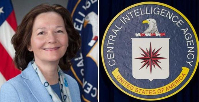 Gina Haspel, President Trump's nominee for CIA director.