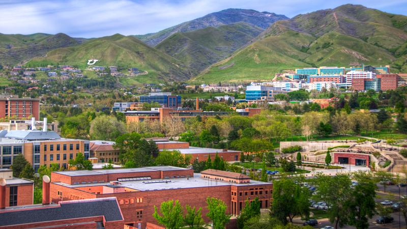 The University of Utah.