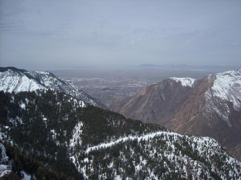 Sardine Canyon, Utah