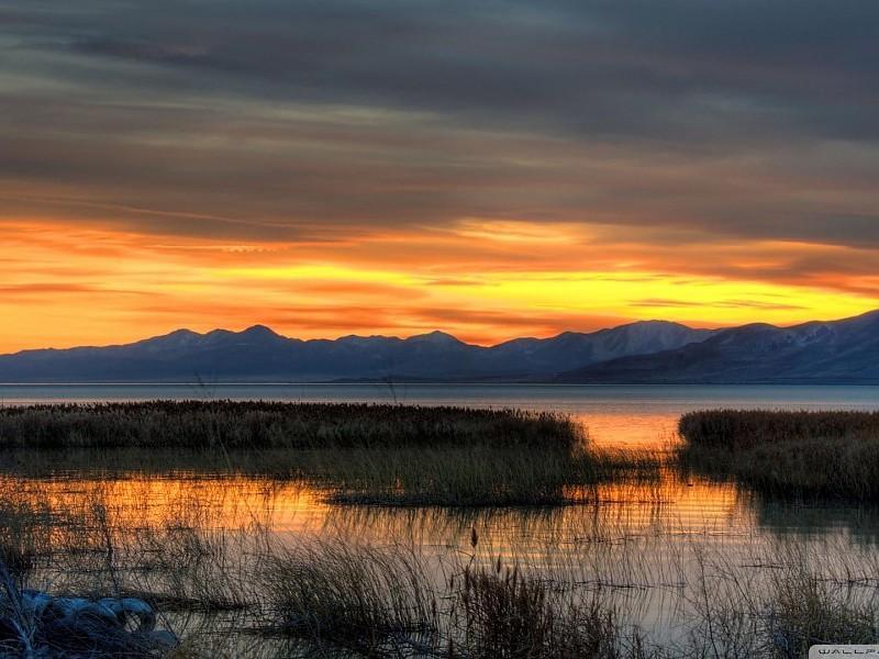 Utah Lake.