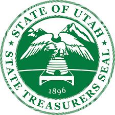 Logo for Utah State Treasurer.