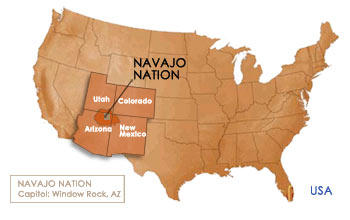 Navajo Nation.