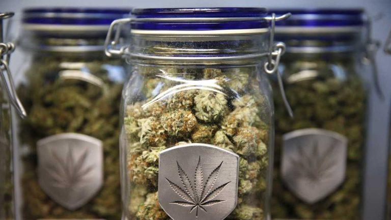 Recreational pot sales may be allowed in Wendover.