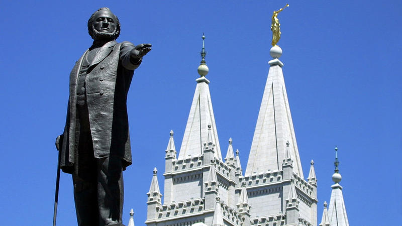 Mormon Church is being sued for sexual assault.