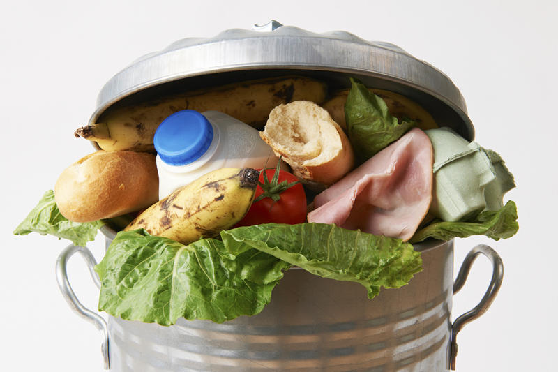 Up to forty percent of America's food is being wasted along the supply chain.