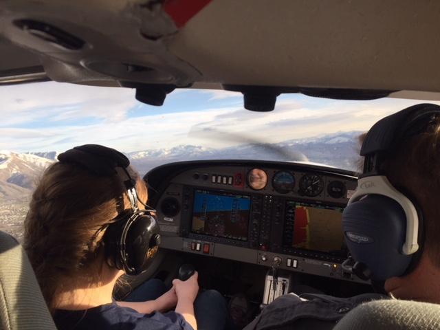 Girls in Aviation takes flight