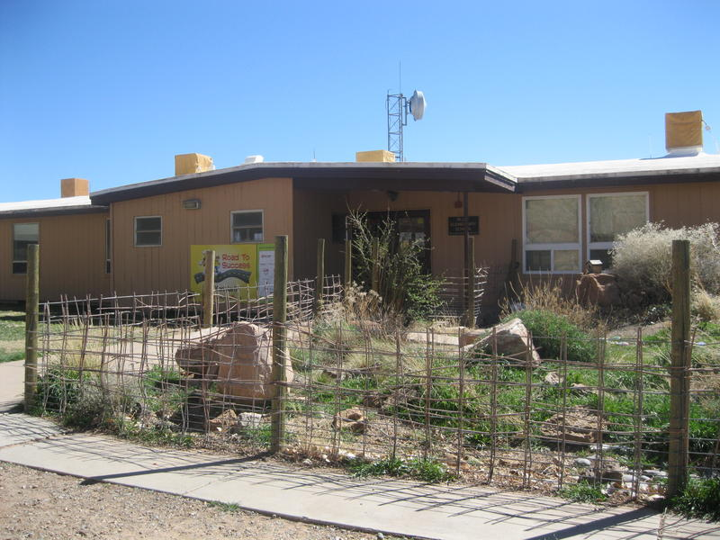 San Juan School District's Bluff Elementary School