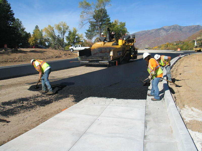 UDOT Resurfacing of US-91 From 1000 N in Logan to 900 South in Smithfield