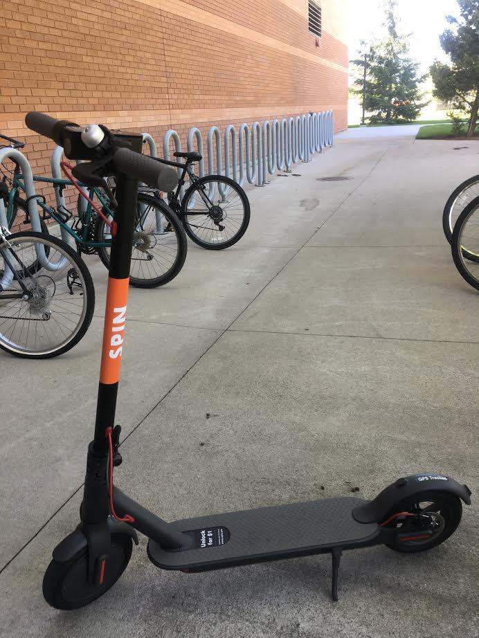 Spin Scooters Added To Cache Valley Rideshare Program