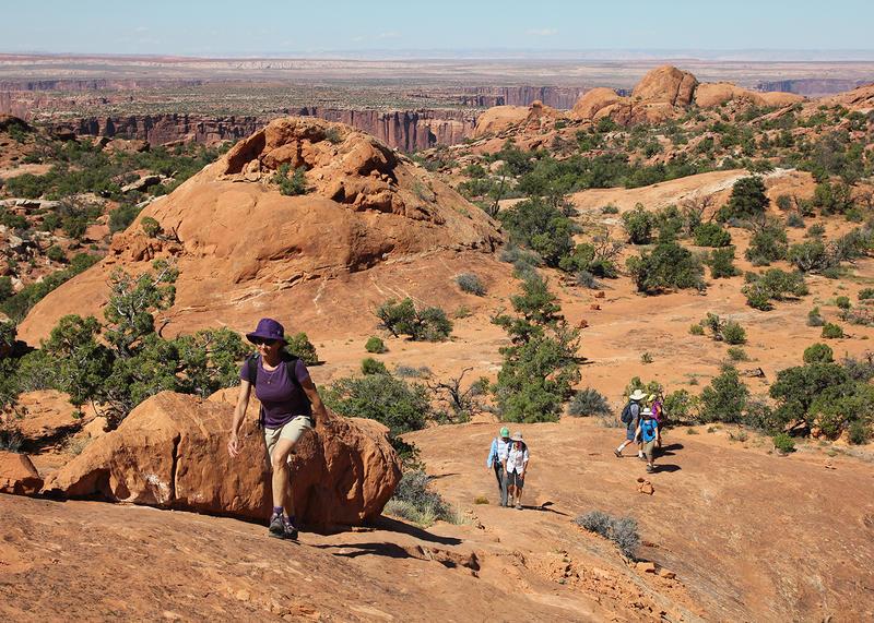 Man dies nead Moab, Utah